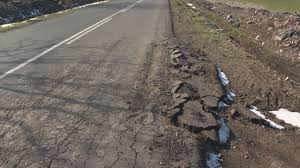 Некачествен ремонт на пътя Ямбол-Чарган