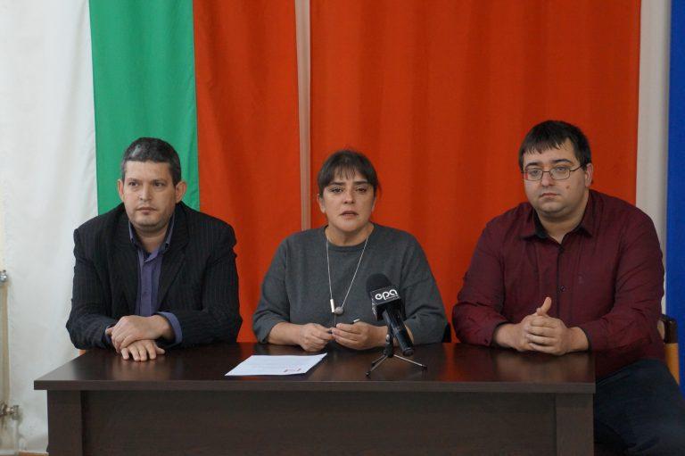 """Групата съветници """"БСП за България"""" в ОбС – Ямбол с отговорници по квартали и приемна за граждани"""