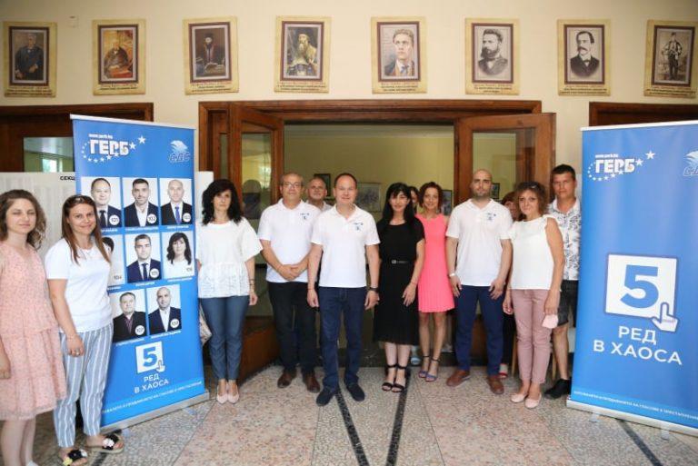 Снежана Делчева, кандидат за народен представител от ГЕРБ-СДС: Културата основен приоритет в следващите години