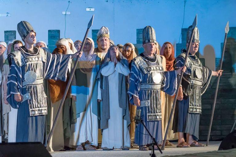 """Операта """"Набуко"""" от Джузепе Верди гостува в Ямбол на """"Златната Диана"""" 2021"""