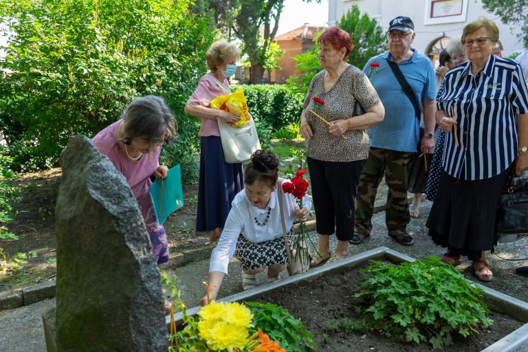 Ямбол отбеляза 159 години от смъртта на будителя Ради Колесов