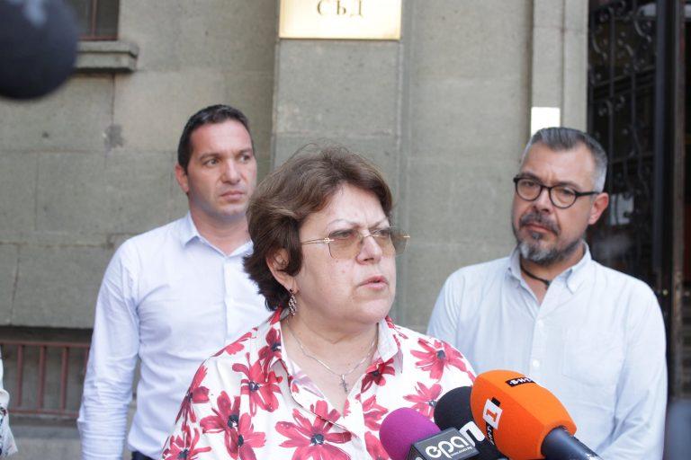 Татяна Дончева в Ямбол: Реформата на съдебната система е задължителна, за да постигнем справедливост