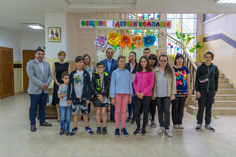 Три групи деца завършиха обучението си в Училищната Телерик Академия в Ямбол