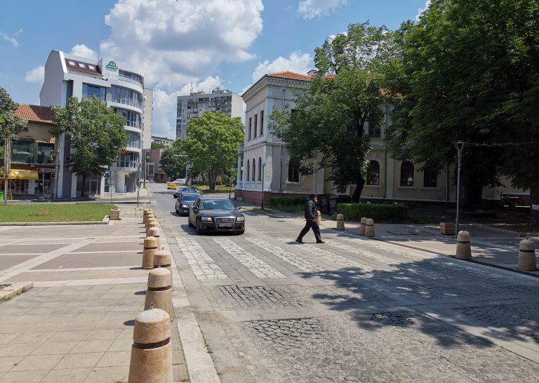 """Ремонт на улица """"Бузлуджа"""" в Ямбол, движението ще е затруднено"""