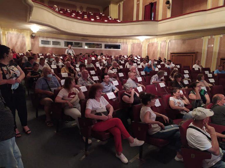 Тошко Йорданов в Ямбол: Искаме да правим практични неща, които реално да подпомагат хората