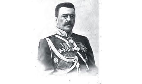 23 юни 1882 г. Руски генерал става премиер на България