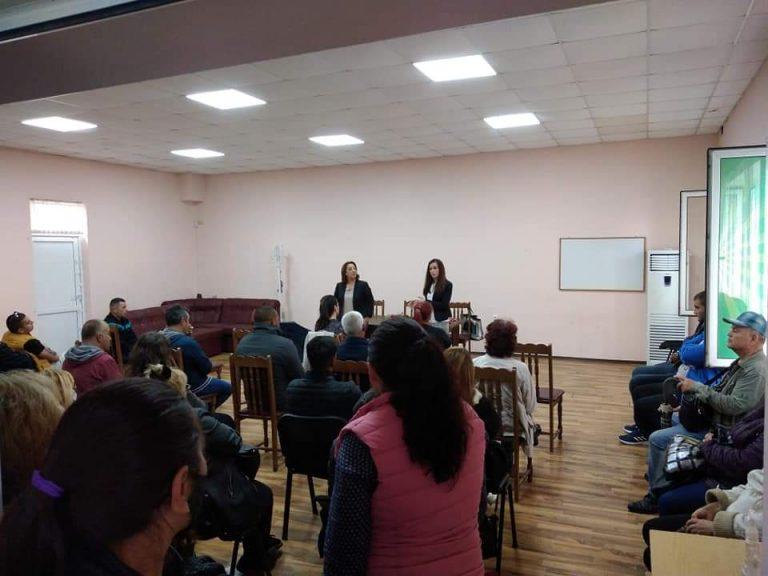 Препълнена зала посрещана кандидат-депутатите на ИТН в Стралджа