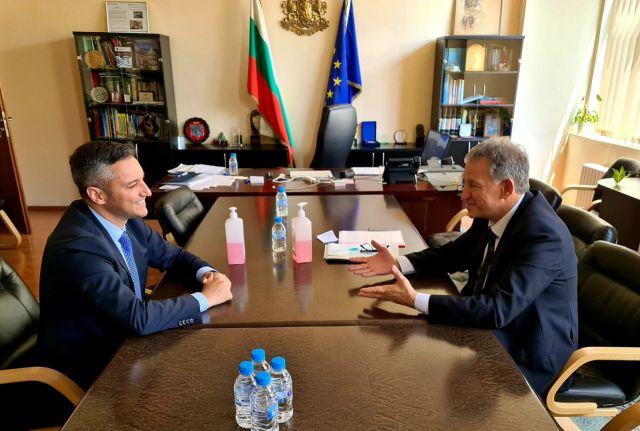 Кристиан Вигенин отново настоява за довършването на новата болница в Ямбол