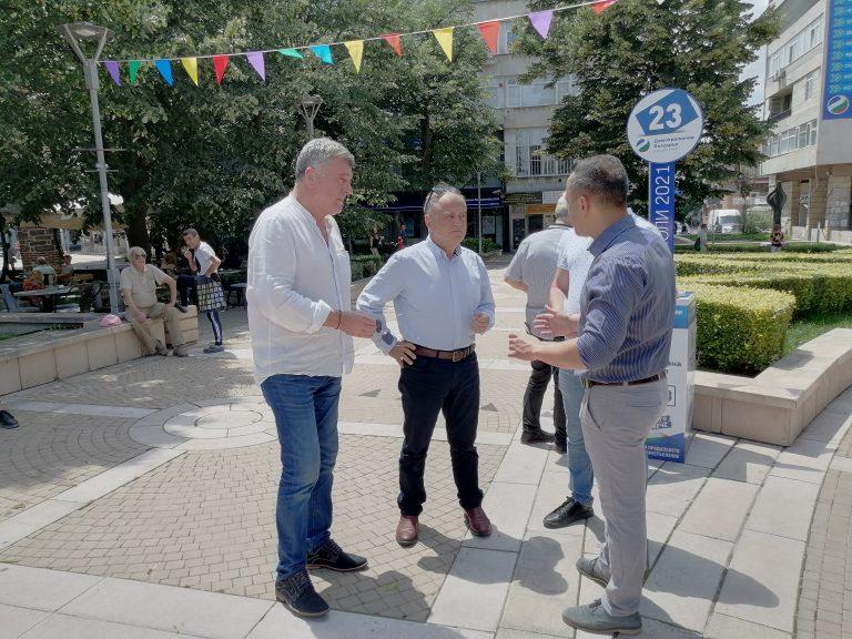 Ген. Атанас Атанасов от ДБ в Ямбол: Бавно и мъчително Борисов си отива