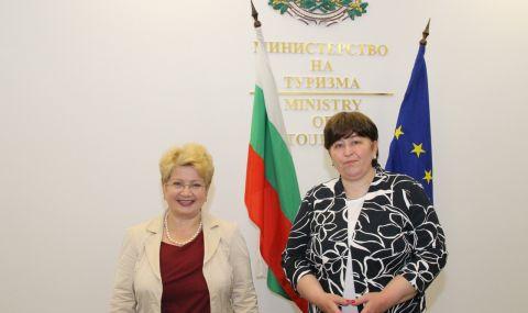 Балтова разговаря с посланика на Румъния у нас