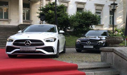 """Новият Mercedes C-Klasse """"кацна"""" в София (вижте и БГ цените)"""