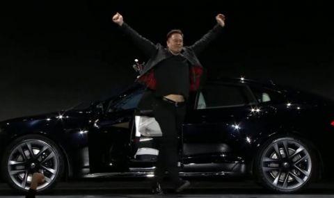 Някои тайни и номера на Мъск, заради които Tesla Model S Plaid е толкова бърза