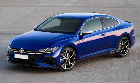 Volkswagen Arteon R Coupe: По-евтина алтернатива на Audi S5?