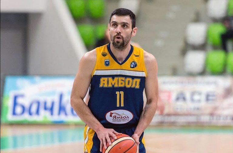 ГЕРБ-СДС канят на демонстрационен бескетбол със Станислав Говедаров