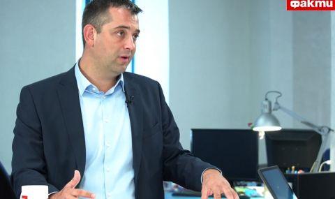 Димитър Делчев за ФАКТИ: Резултатът винаги е перверзен, когато се подхожда по този начин