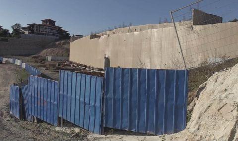 Строежът край Алепу е бил разрешен като курортен комплекс