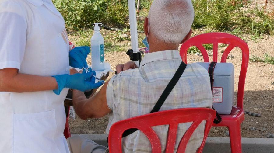 ваксинации на открито в Ямбол