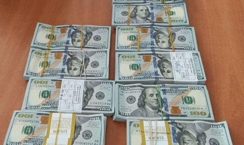 Митничари откриха над 422 000 недекларирани евро в хладилник на ТИР