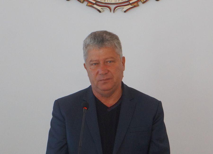 Георги Георгиев кмет на Тунджа Ямбол