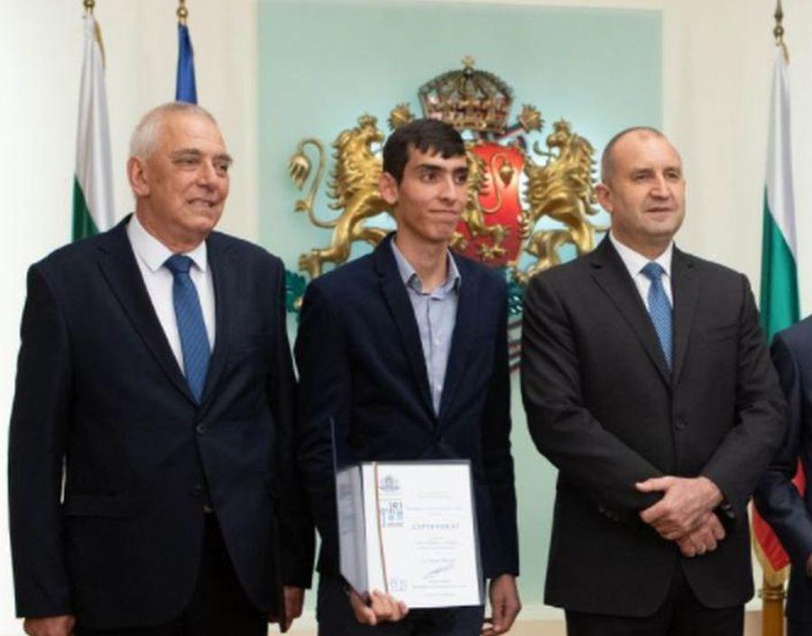 школа по информатика Ямбол награди Джон Атанасов