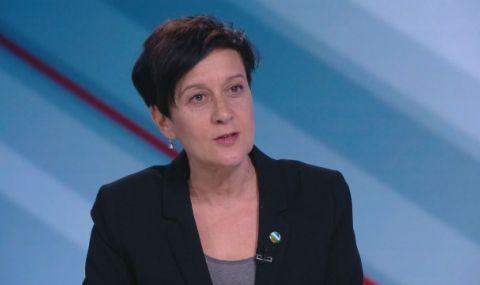 Антоанета Цонева: ГЕРБ легитимира завръщането на Пеевски в политиката
