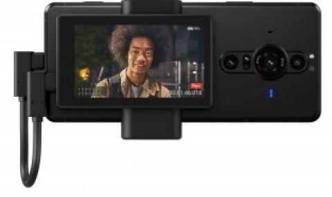 Запознайте се с новия смартфон-камера на Sony