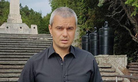 Костадинов: В концлагер ли ще живеем?
