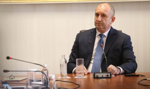 """Радев ще участва в откриването на инициативата """"Запомнени заради доброто"""""""