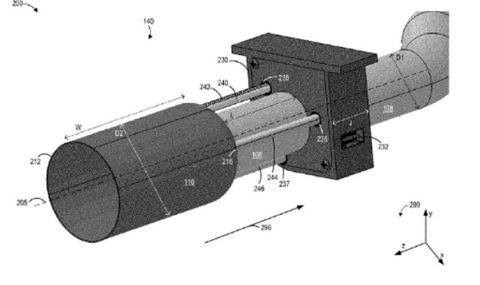 Ford патентова прибиращи се накрайници на ауспусите